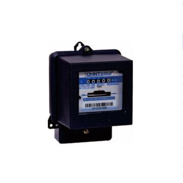 正泰CHINT DD862-4型单相电能表,DD862-4 220V2.5(10)A 2级