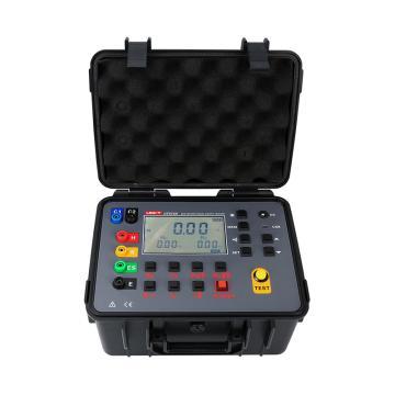 优利德/UNI-T 双钳式接地电阻测试仪,UT575A