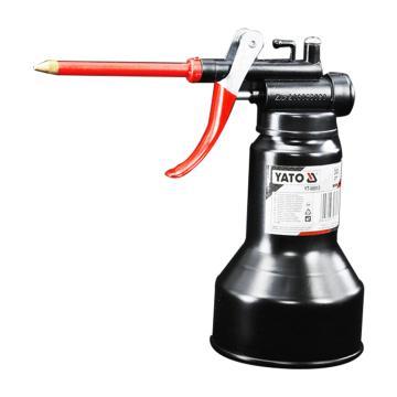易爾拓YATO 金屬油壺,300mL,YT-06913