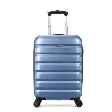 新秀麗 美旅20寸四輪旋轉拉桿箱,藍色