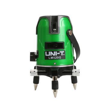 优利德/UNI-T 绿光激光水平仪,LM520G