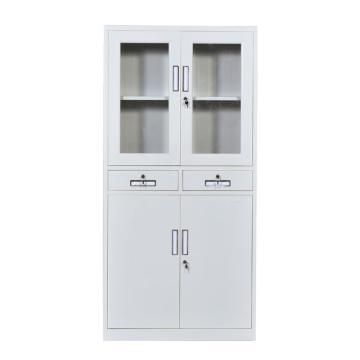 中二斗器械柜,钢板厚度0.6 ZY-G004 1800*850*390钢制
