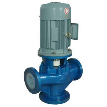 腾龙 GD型衬氟管道泵,32GD-20F,法兰连接,皖南电机