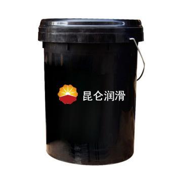 昆侖 潤滑脂,4號,白色特種潤滑脂,15KG/桶