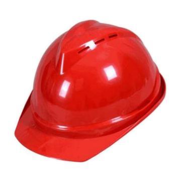 日月星 安全帽,SD-98-红色,正面印'中国交建',两边印中交二航局,白色字体,白色贴条
