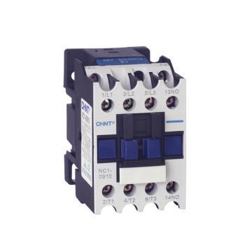正泰CHINT NC1系列交流接触器,NC1-1210,380V