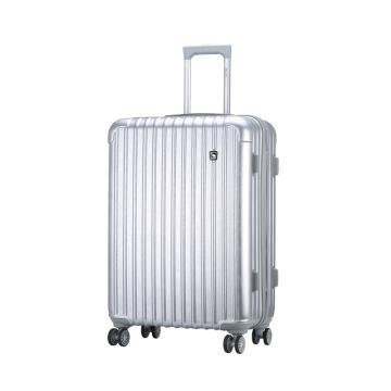 愛華仕 拉桿箱,24寸,銀色