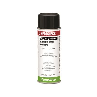 美国磁通/MAGNAFLUX SKL-WP2渗透剂, 16盎司喷罐, 12罐/箱