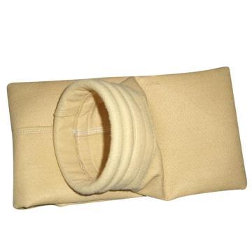 捷豐 除塵過濾袋(PPS覆膜針刺氈),JF-pps-002,550g/m2,適用花板口徑×濾袋長度φ127mm×8m