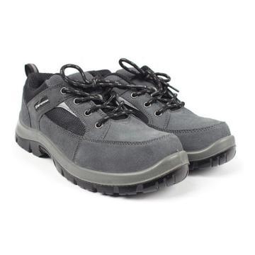 霍尼韦尔Honeywell 运动安全鞋,SP2010502-35码,Tripper 防静电防砸防刺穿安全鞋 灰色