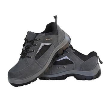 霍尼韦尔Honeywell 绝缘安全鞋,SP2010503-42码,Tripper 绝缘安全鞋 灰色
