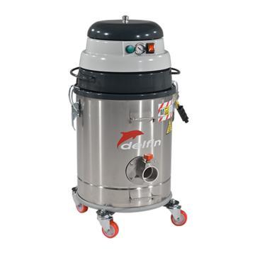 意大利delfin防爆工业吸尘器,300BL 1.1KW单相 ATEXZ22防爆吸尘器 标配防静电吸尘套件