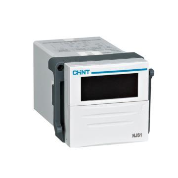 正泰CHINT NJS1系列时间继电器,NJS1-M AC/DC100V~240V