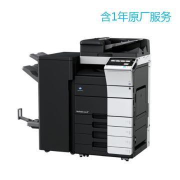 柯尼卡美能達 打印機,bizhub C558 中高速55頁/分鐘彩色復印/打印/掃描一體機 頂配含1年原廠服務