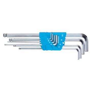 吉多瑞 内六角扳手套装,8件套,1523988,GR-LZY-NP1523988