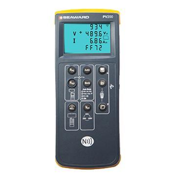 德國高美測儀 /GMC-I 光伏IV曲線及功率測試儀,PV 200