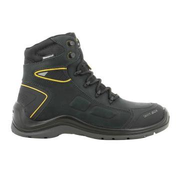 Safety Jogger 黑色安全鞋,VOLCANO S3-40,防砸防刺穿防静电防水