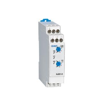 正泰 NJB1-X系列单相电压继电器,NJB1-X
