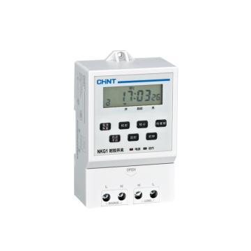 正泰CHINT NKG1系列监测继电器,NKG1 AC220V
