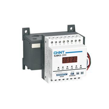 正泰 NJBK2系列电动机保护继电器,NJBK2-200 10A~50A AC220V