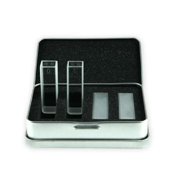 连华科技,比色皿10mm,4个/盒,玻璃