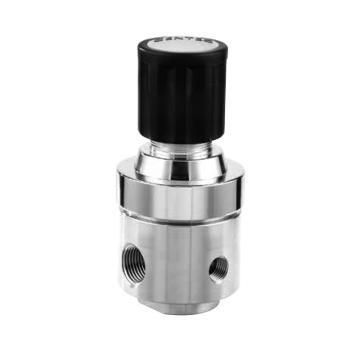 捷锐R22B系列铜电镀中等流量减压器,R22BGK-FJG-04-04