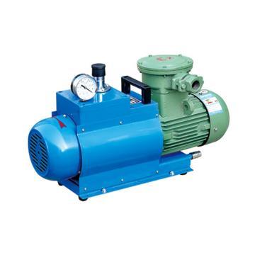 谭氏 真空泵,无油防爆型,WXF-8,三相,抽气速度:8L/S,外形尺寸:650x260x340mm