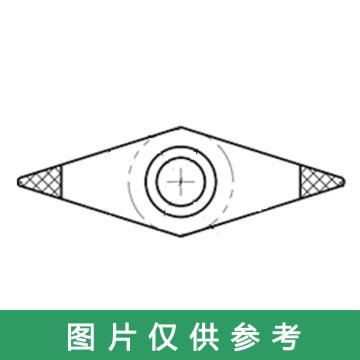 興和一 雙頭金剛石車刀片,R0.4-16-DIA02,單位:片、10片/盒,請按10的倍數下單