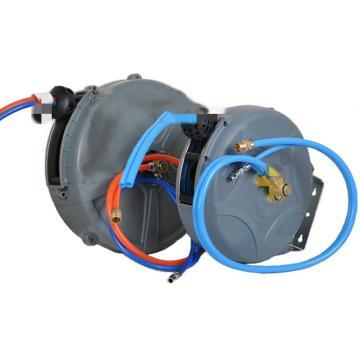 西域推荐 水气混合双管鼓枪,水气混合鼓8米