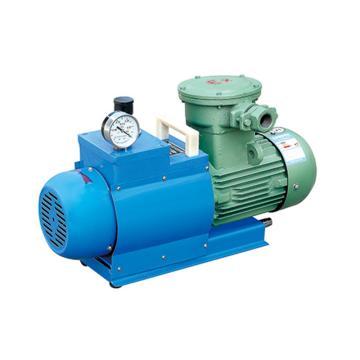 谭氏 真空泵,无油防爆型,WXF-4,三相,抽气速度:4L/S,外形尺寸:600x260x340mm