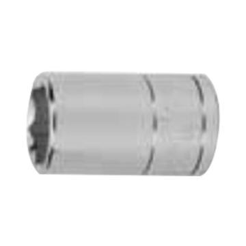 蓝点 12.5MM系列公制标准六角套筒,8mm,BLPSM128