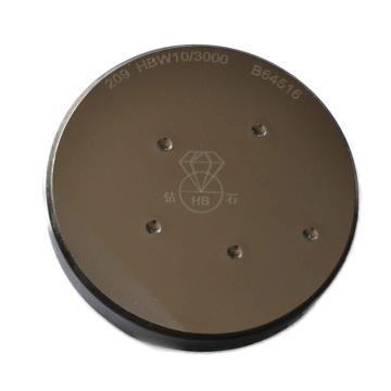 鉆石 標準布氏硬度塊,204HBW10/3000