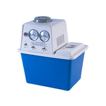 谭氏 真空泵,循环水,SHZ-Ⅲ,机体材质:工程塑料,流量:60L/min
