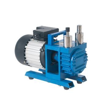 谭氏 真空泵,无油旋片式,WX-1,单相,抽气速度:1L/S,外形尺寸:320x160x240mm