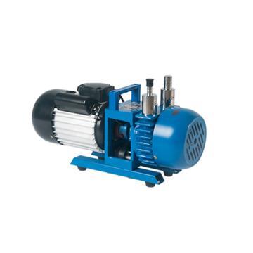 谭氏 真空泵,无油旋片式,WX-2,单相,抽气速度:2L/S,外形尺寸:440x160x240mm