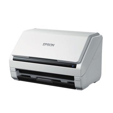 愛普生(EPSON)掃描儀,DS-570W高速饋紙自動雙面A4彩色無線wifi連續掃描儀 DS-570W(帶wifi)