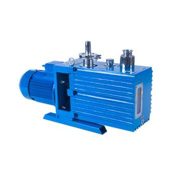 谭氏 真空泵,直联旋片式,含强制防返油装置,2XZ-25C,三相,抽气速度:25L/S