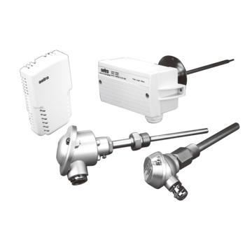 西特/Setra 風管溫度傳感器,0℃ ~100℃, 4-20mA,100mm探頭長度
