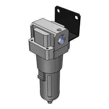 SMC AMJ系列真空用分水過濾器,AMJ3000-02B-J