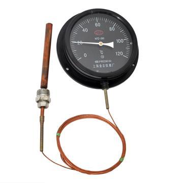 佳事发 锅炉用指针温度计,0-120度4米线