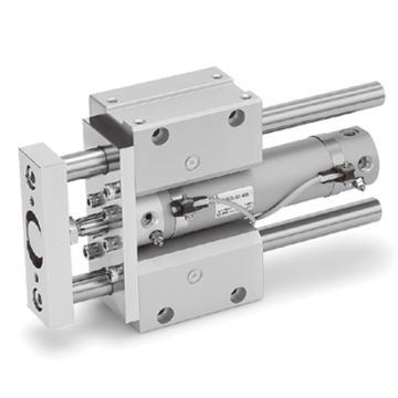 SMC 带导杆气缸,紧凑型,MGCMB32-450-R-M9B