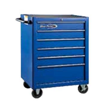 蓝点 六抽工具车 蓝色,KRB2006KPQP