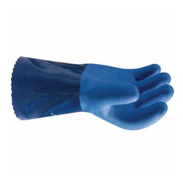 尚和倍斯特SHOWA BEST 丁腈防化手套,深蓝色,720-8