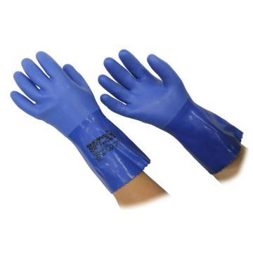 尚和倍斯特SHOWA BEST PVC耐油手套,30cm,660-8
