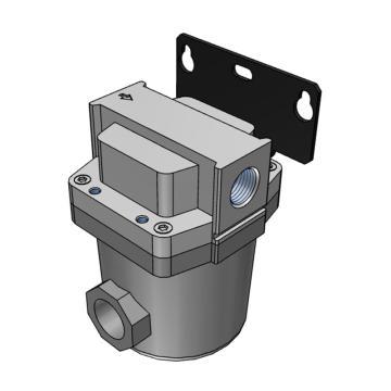 SMC AME超微油霧分離器,AME250C-02B