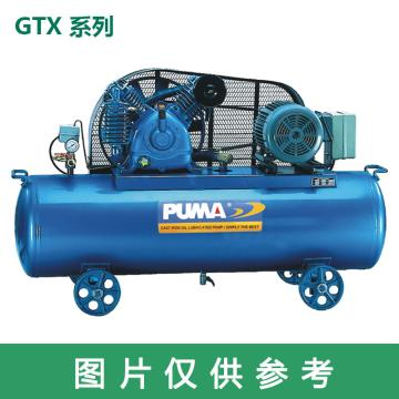 巨霸PUMA 皮带式空压机,GTX150300,三相