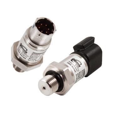 捷迈/GEMS 0.25%FS高压OEM压力变送器3101,1-5V 0-6000psi 1/4-18NPT外螺纹 电缆2米