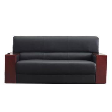 沙发款式一,三人位,DT-sf002 西皮 黑色