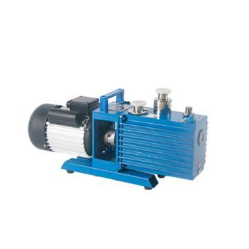 谭氏 真空泵,直联旋片式,2XZ-4,三相,抽气速度:4L/S,外形尺寸:565x168x282mm