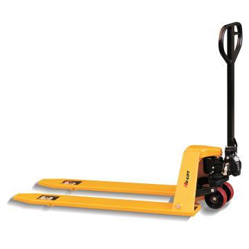 虎力 低放型手动液压搬运车,载重(T):2 货叉宽度(mm):680,HPL20L